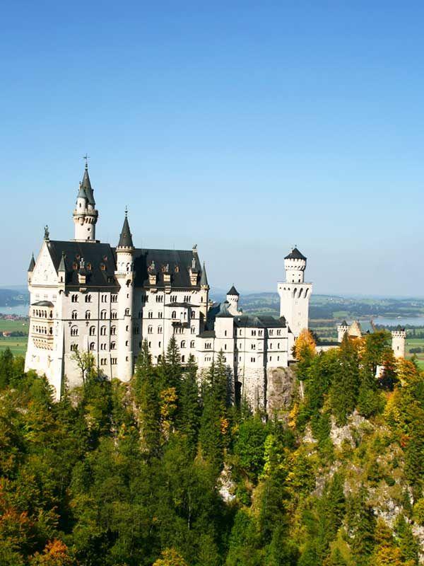 Hotel In Der Nahe Von Schloss Schwanstein